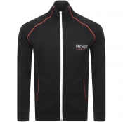 BOSS HUGO BOSS Full Zip Sweatshirt Black