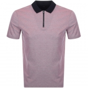 Product Image for BOSS HUGO BOSS Paras Polo T Shirt Red