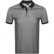 BOSS HUGO BOSS Phillipson 55 Polo T Shirt Black