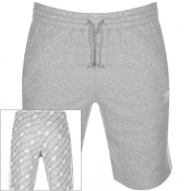 adidas Originals Monogram Shorts Grey