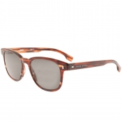 BOSS HUGO BOSS 0956 Sunglasses Brown