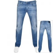Diesel Larkee 081AS Jeans Blue