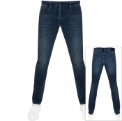 Ralph Lauren Eldridge Skinny Fit Jeans Blue