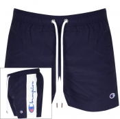 Product Image for Champion Taped Swim Shorts Navy