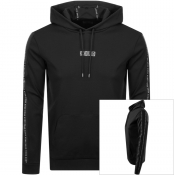 Product Image for HUGO Dercolano Hoodie Black
