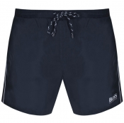 BOSS HUGO BOSS Starfish Swim Shorts Navy