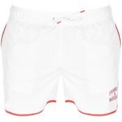 Product Image for Franklin Marshall Swim Shorts White
