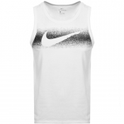 Product Image for Nike Training Swoosh Logo Vest T Shirt White