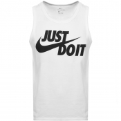 Product Image for Nike Just Do It Logo Vest T Shirt White