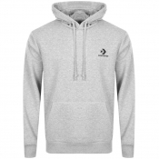 Product Image for Converse Star Chevron Logo Hoodie Grey