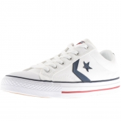Converse Cons Star Player OX Trainers White