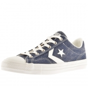 Product Image for Converse Star Player OX Trainers Navy