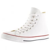 Converse All Star Hi Top Trainers White