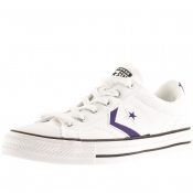 Converse Star Player OX Trainers White