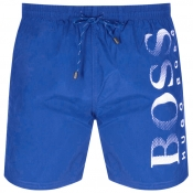 Product Image for BOSS HUGO BOSS Octopus Swim Shorts Blue