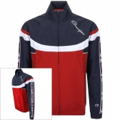 Product Image for Champion Full Zip Logo Jacket Red