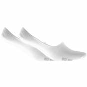 BOSS HUGO BOSS 2 Pack Liner Socks White