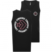 Product Image for Converse Star Chevron Street Vest T Shirt Black