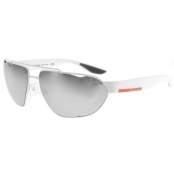 Product Image for Prada Linea Rossa Sunglasses White