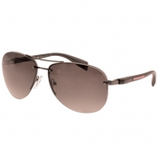 Prada Linea Rossa Sunglasses Brown