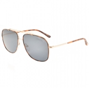 Tom Ford Benton Sunglasses Brown