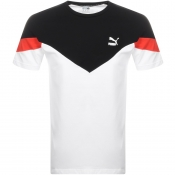 Puma Iconic T Shirt White
