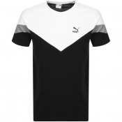 Puma Iconic T Shirt Black
