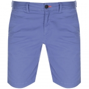 Superdry Slim Chino Lite Shorts Blue