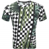 Product Image for Cavalli Class Cactus T Shirt Green