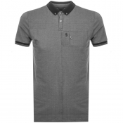 Product Image for Luke 1977 Pocket Polo T Shirt Grey