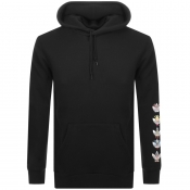 Product Image for adidas Originals X Tanaami Trefoil Hoodie Black