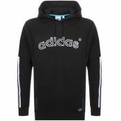 Product Image for adidas Originals 90s ARC Hoodie Black