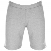 adidas Originals Three Stripe Shorts Grey