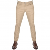 Product Image for Edwin 85 Chino Trousers Beige