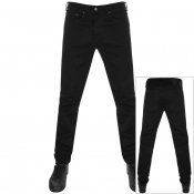 Product Image for Edwin ED55 Regular Tapered Jeans Black