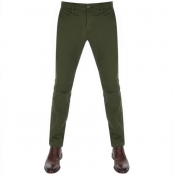 Product Image for Timberland Twill Slim Chinos Green