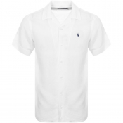Product Image for Ralph Lauren Short Sleeve Shirt White