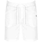 Product Image for Ralph Lauren Jersey Shorts White
