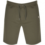 Ralph Lauren Knit Tech Shorts Green