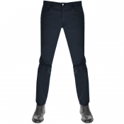 Product Image for Ted Baker Indonis Slim Fit Trousers Navy