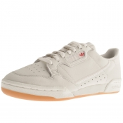 Product Image for Adidas Originals Continental 80 Trainers Cream