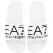 Product Image for EA7 Emporio Armani Visibility Sliders White