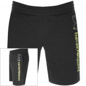 Product Image for EA7 Emporio Armani Logo Series Shorts Black