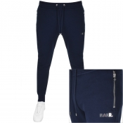 BALR Q Series Classic Jogging Bottoms Navy