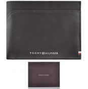 Product Image for Tommy Hilfiger Bifold Leather Wallet Black