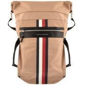 Product Image for Tommy Hilfiger Elevated Roll Backpack Brown