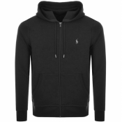 Product Image for Ralph Lauren Full Zip Hoodie Black