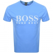 BOSS Athleisure Teeos T Shirt Blue