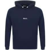 Product Image for BALR Q Series Classic Hoodie Navy