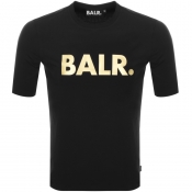 Product Image for BALR Brand Logo T Shirt Black